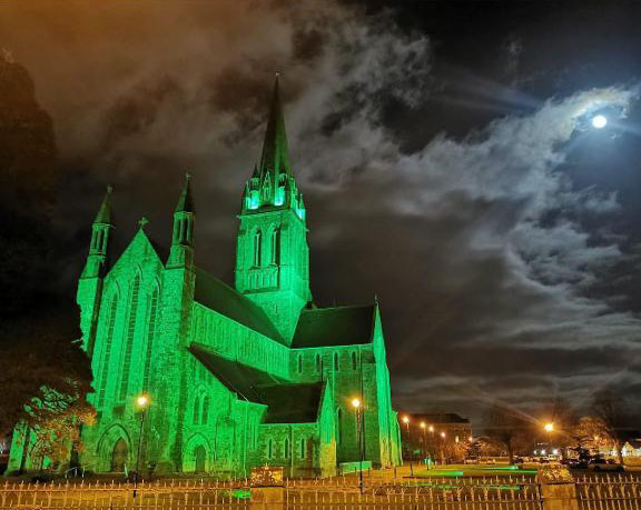 Cathedral in Green