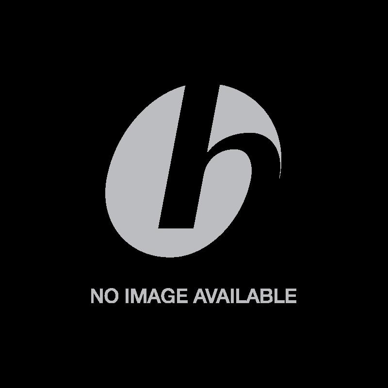DAP 19 inch Ventilationpanel Black