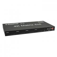 DMT VT101 - Commutateur matrice HDMI 4x4