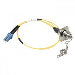 DAP Q-ODC2-F socket with D-flange