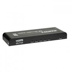 Showgear HDMI 2.0 Splitter 1 in 4 out
