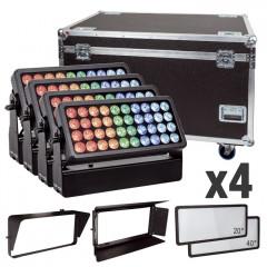 Showtec Helix S5000 Q4 Set
