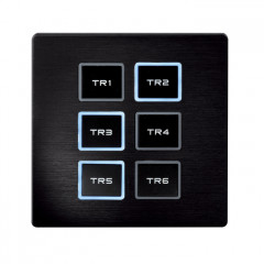 Showtec TR-512 Install - Wall Panel