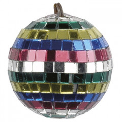 Showtec Multicoloured Mirrorball 5 cm