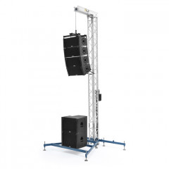 Milos Compact Fly Tower