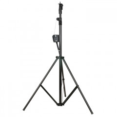 Showgear Wind-Up Lightstand 3000mm