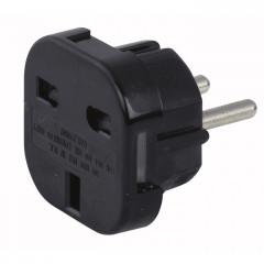 DAP UK to Schuko Plug adapter