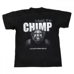 Infinity Chimp T-shirt - Back
