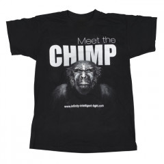 Infinity Chimp T-shirt - Front