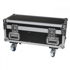 Showtec Case for 8x FX Shot & 4x Baseplate