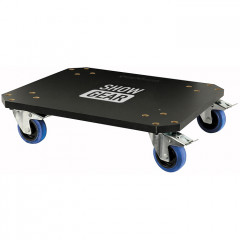 Showgear Wheelbase for Rackcases
