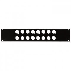 Showgear 19 inch Connector-panel
