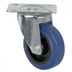 Showgear Swivel Blue Wheel