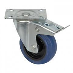 Showgear Blue Wheel, 100 mm