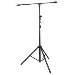 Showgear Microphone stand for overhead