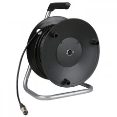 DAP Cable Drum with 50 m Microphone Cable