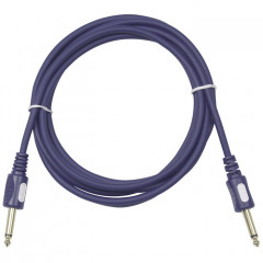 DAP FL16 - Stage Guitar Cable straight Ø 6 mm