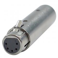 DAP FLA30 - 3p. - 5p. XLR Adapter
