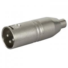 DAP FLA34 - XLR M. 3p. > RCA F.