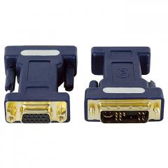 DAP FVA10 - VGA female to DVI male