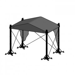 Milos MR2 Roofsystem incl. canopy