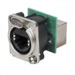 DAP Ethernet RJ45 D-size Chassis