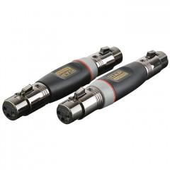 DAP XGA21 - XLR/F 3P to XLR/F 3P