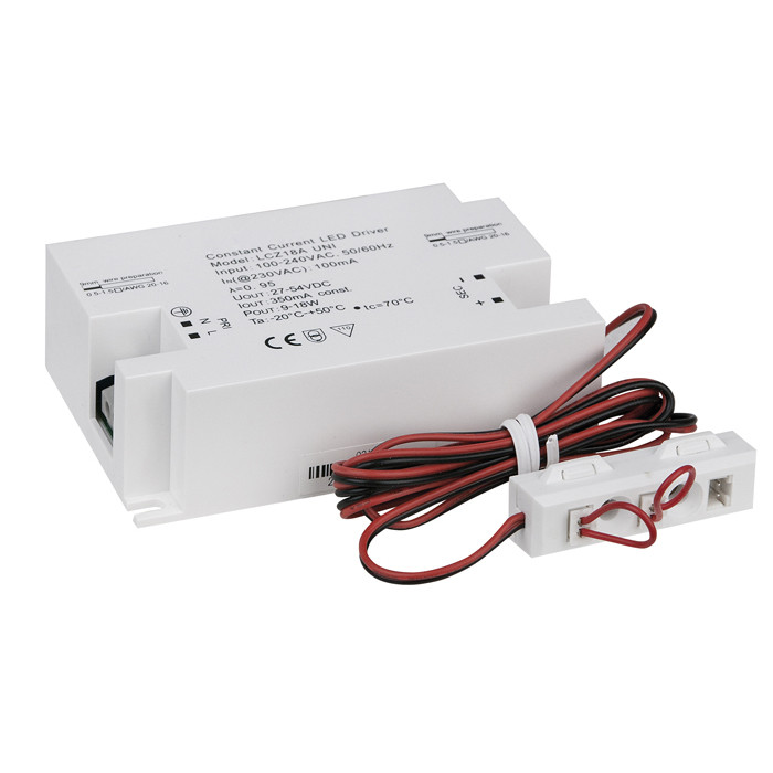 LED constant current driver 350mA/1-18W