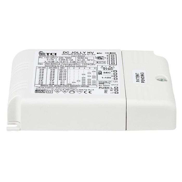 Artecta LED Driver Universal 8W - 25W