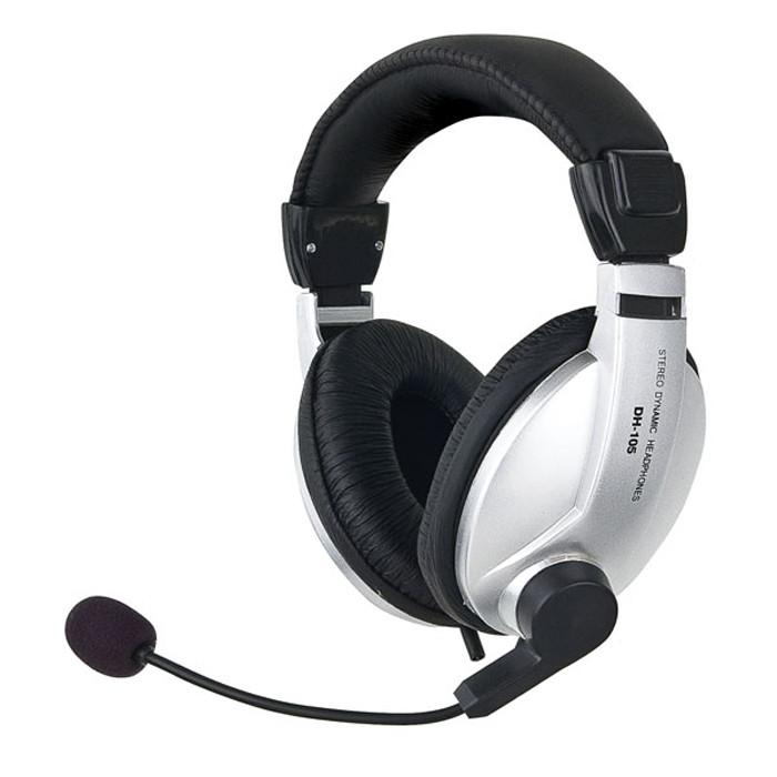 SHP-160 Single Headphone with microphone