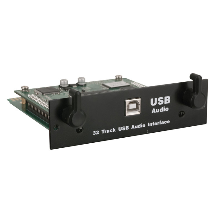 DAP Optional USB Multitrack module for GIG-202 tab