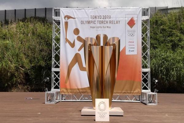 LAMPY at the Olympics