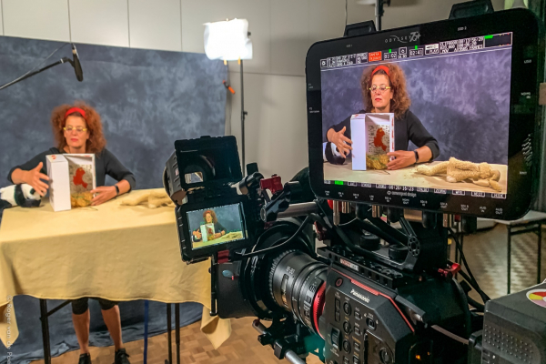 Lights, Camera, Action!: Showtec Provides Perfect Lighting for Educational Videos