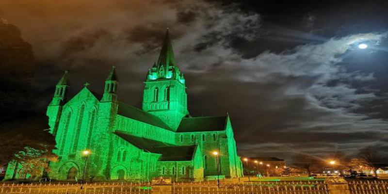 Cattedrale in verde