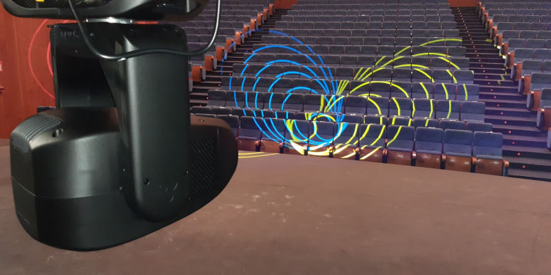 The Alcúdia Auditorium Turns To Infinity Furion