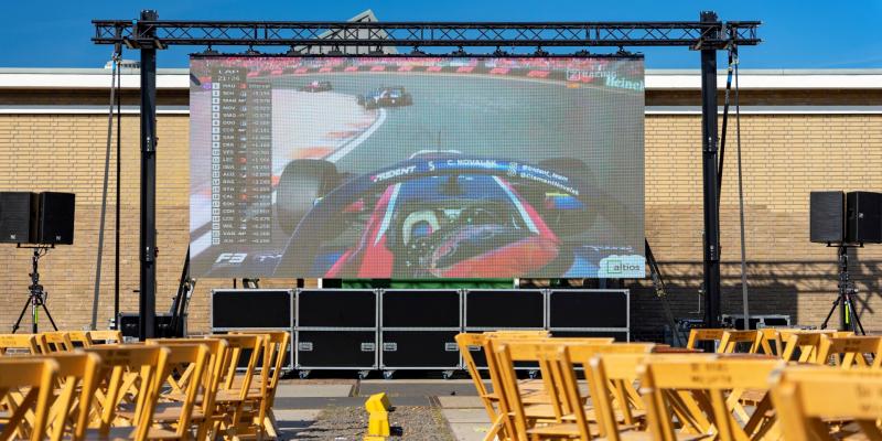 Experiencing the F1 In Apeldoorn