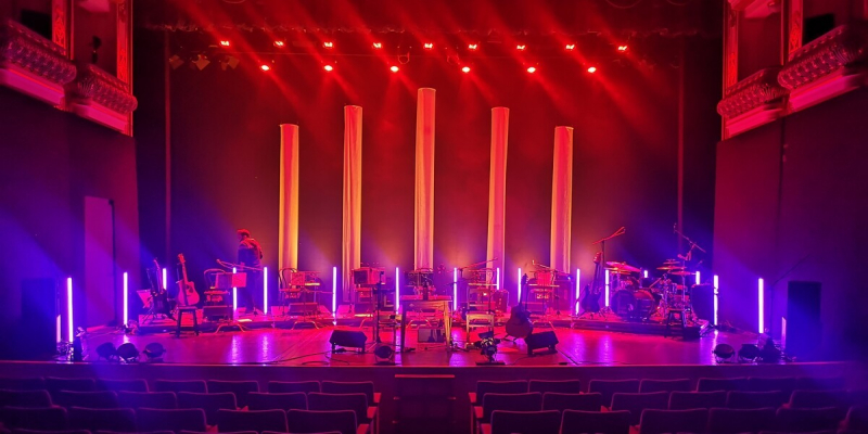 Showtec and Infinity in Lisbon theatre