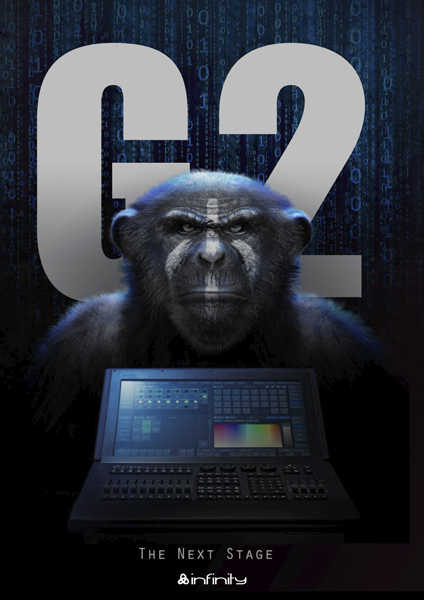 Chimp G2 opuscolo