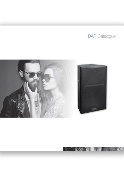 DAP catálogo 2020