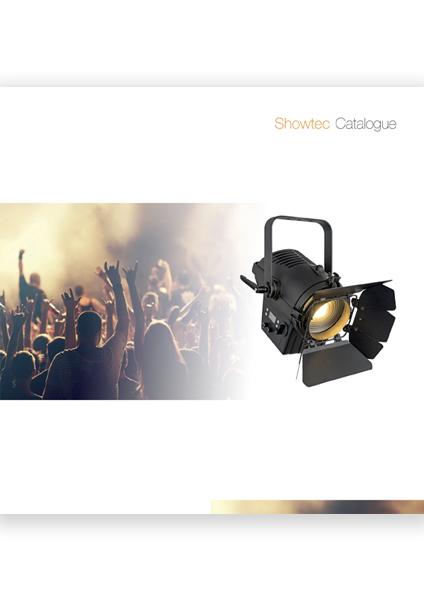 Showtec catálogo 2020