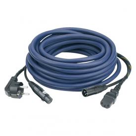 Cables audio/alimentación